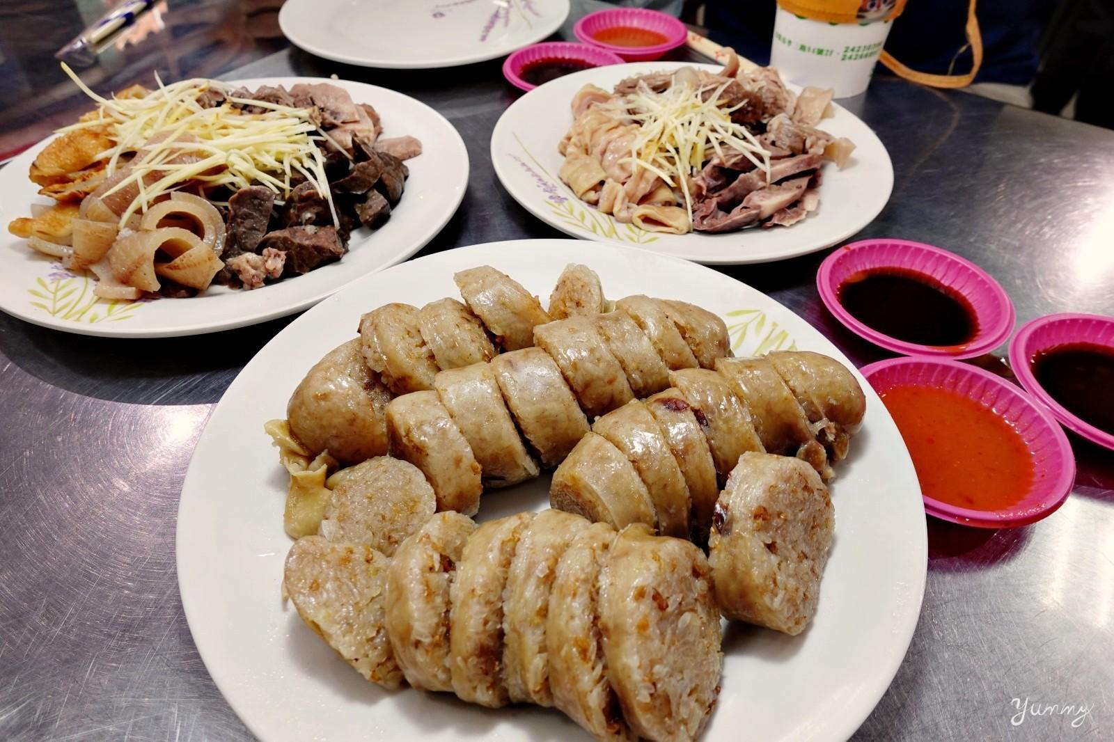 基隆美食必吃~食尚玩家推薦小吃「孝三大腸圈」用料實在的在地美食!