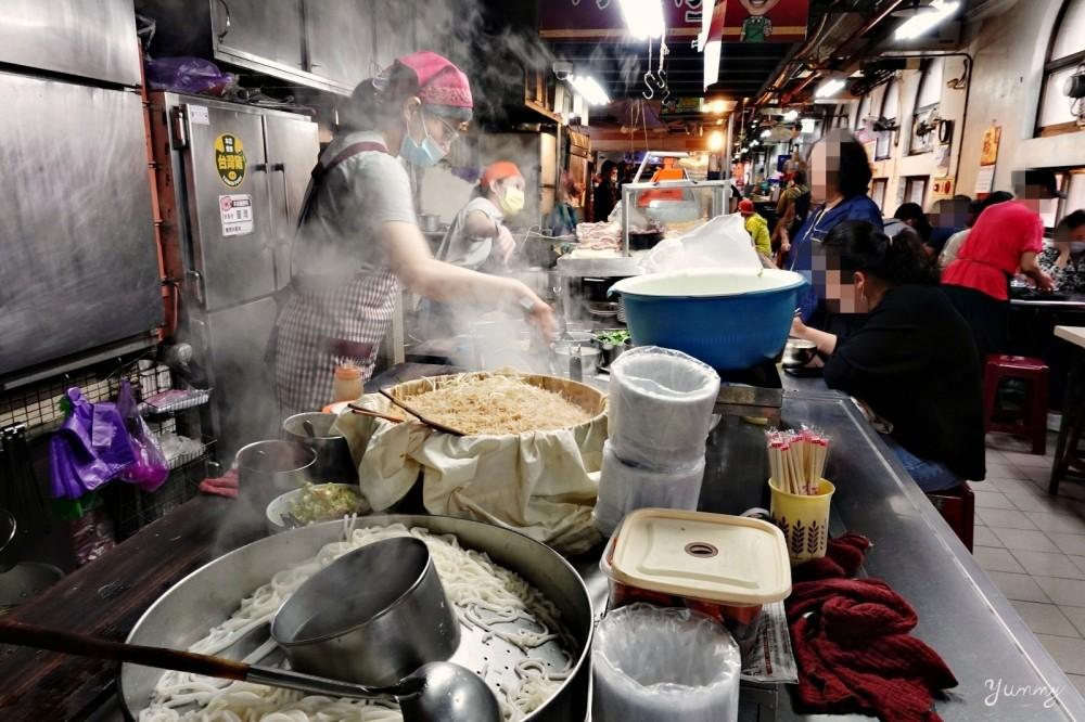 基隆美食推薦「阿惜仔古早味」基隆仁愛市場早餐,美味便宜的銅板小吃!