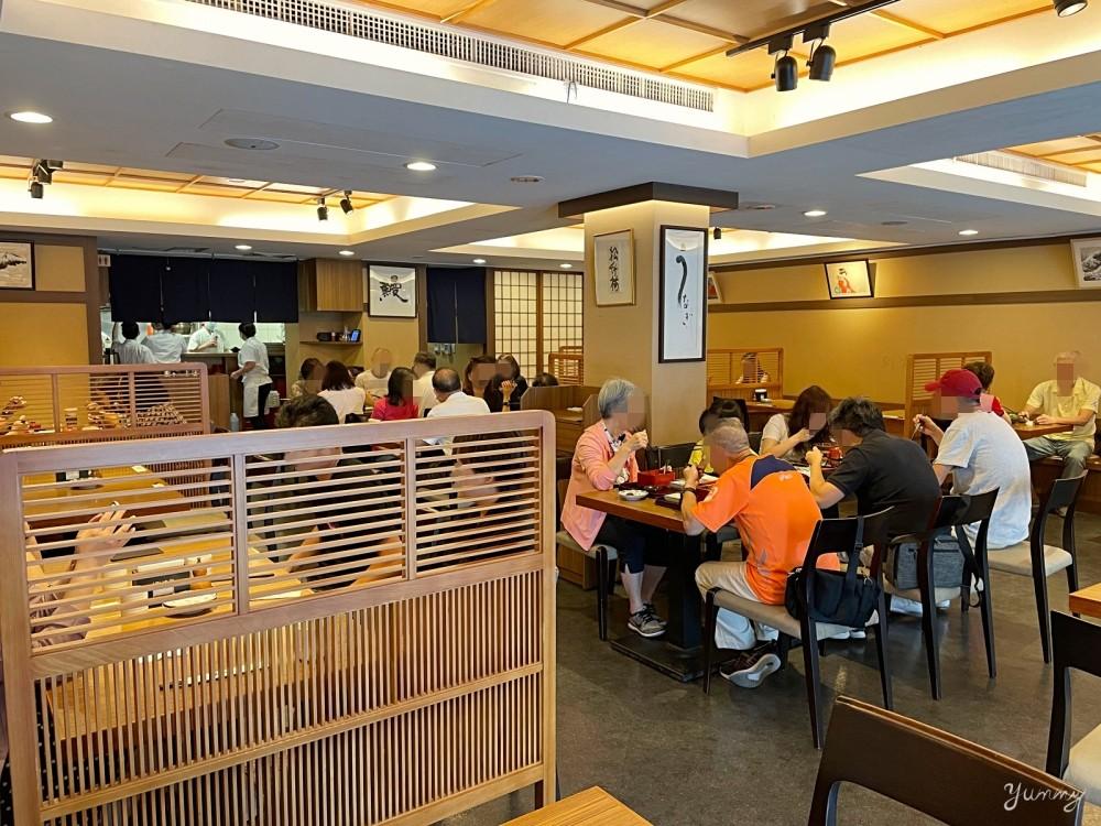 台北東區美食「小倉屋」鰻魚飯,米其林推薦日本百年鰻魚名店,人氣必吃的關西派鰻魚飯!