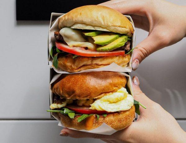 台北美食推薦「Butcher by Lanpengyou」信義區超夯美式漢堡店,不訂位吃不到的高質感漢堡!