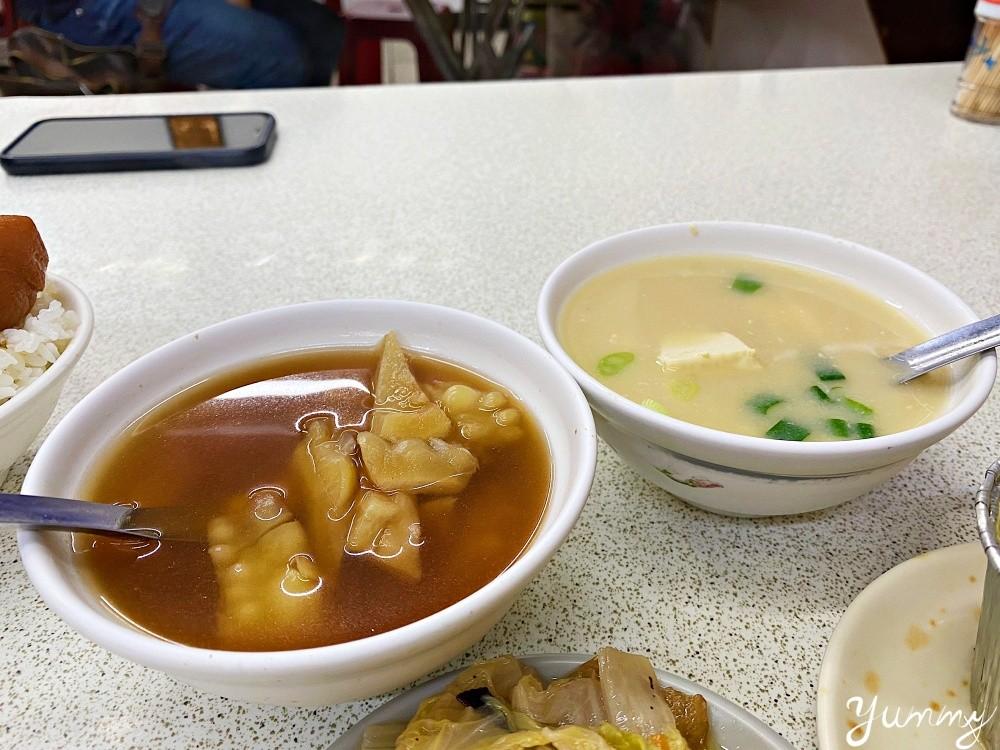 台中北區超人氣平價美食「東興市魯肉義」,宵夜也能吃得到的爌肉飯老店!