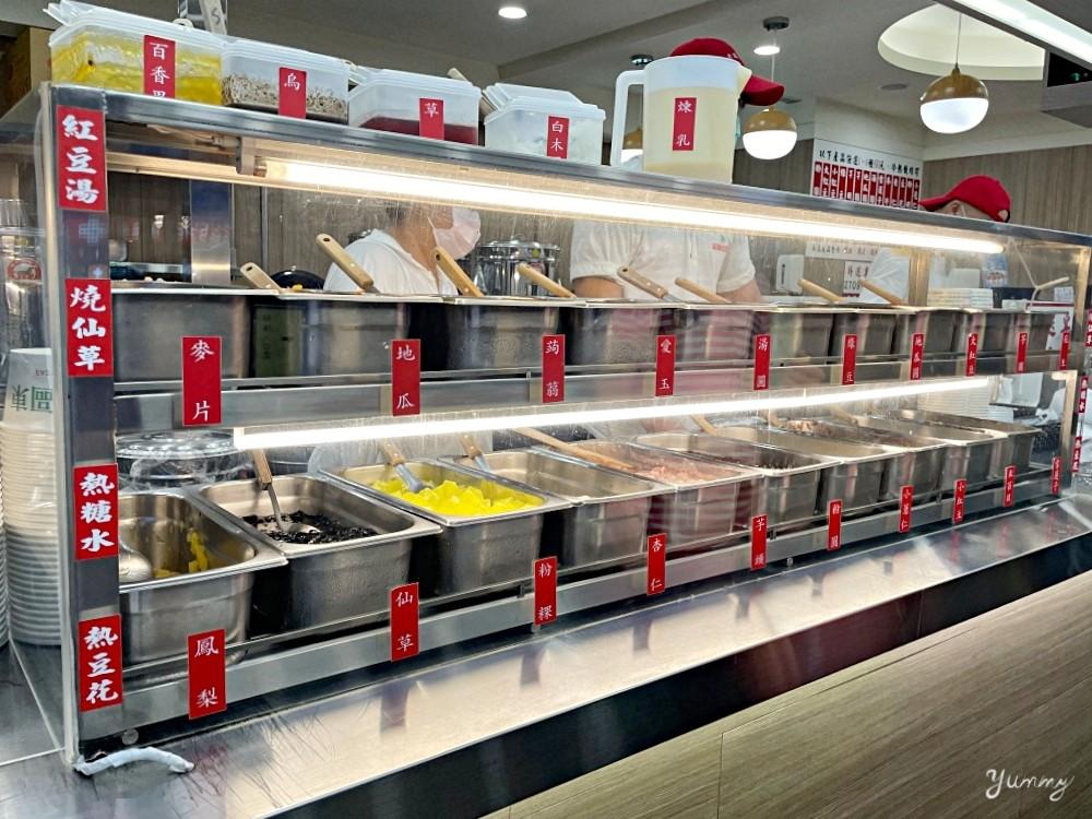 台北美食推薦「東區粉圓」東區必吃老字號冰店,有到東區絕對必訪的人氣排隊名店,你吃過了嗎?