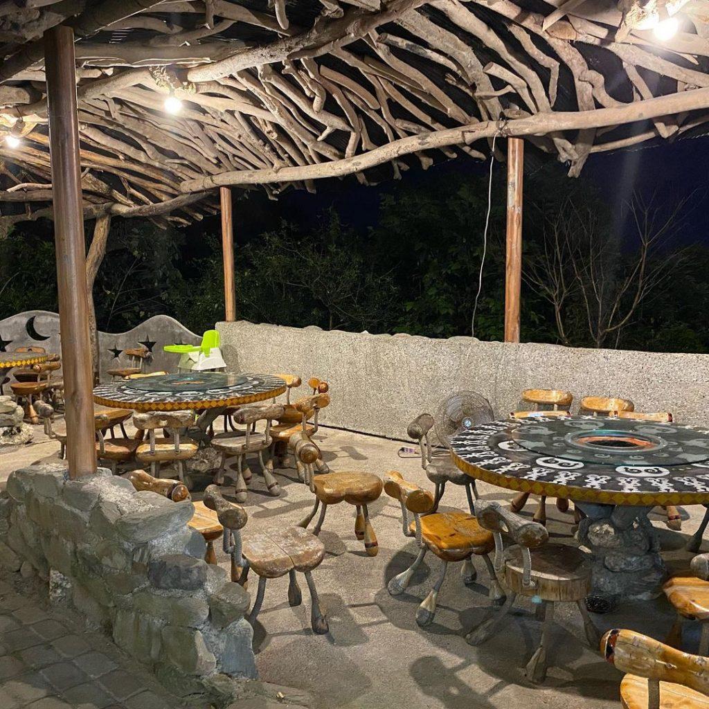 台東最美的景觀餐廳「原始部落山地美食」帶你感受濃厚的部落氛圍~