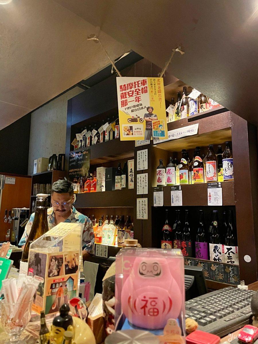 台北大安區居酒屋推薦「北村家くるみ小料理屋」北村導演開的日式居酒屋,充滿歡樂及美味道地的日式家常菜!