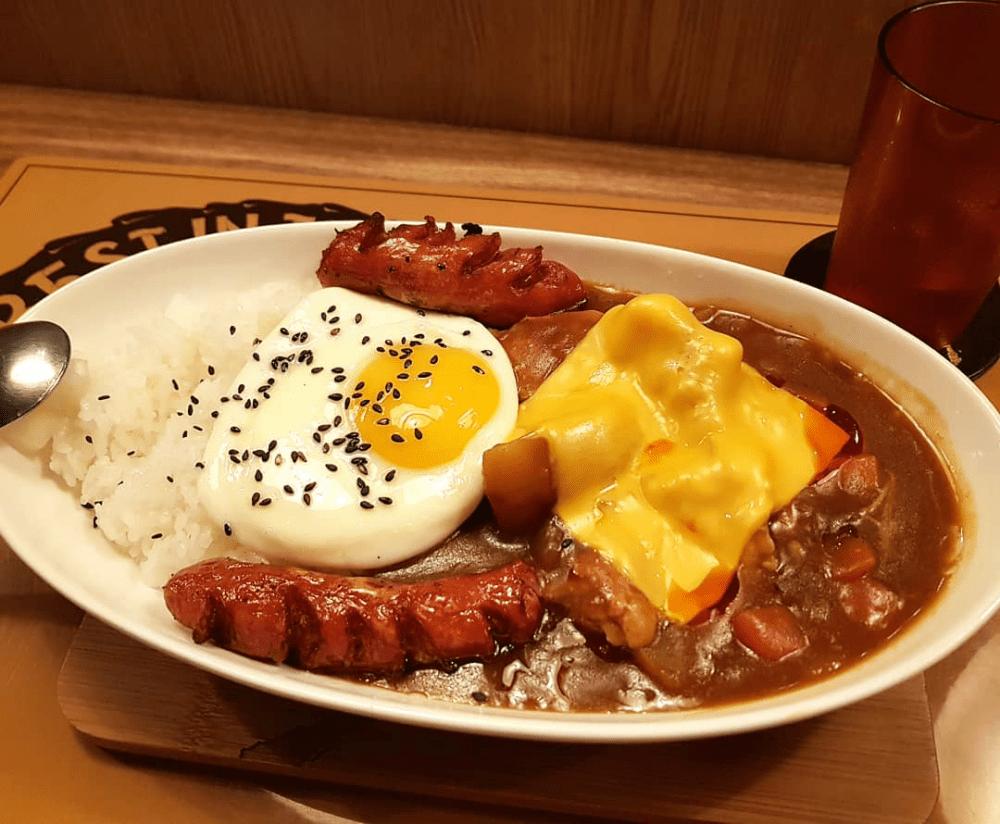 台北美食推薦「佐藤咖哩」超濃郁經典日式咖哩,吃一口就停不下來的好滋味
