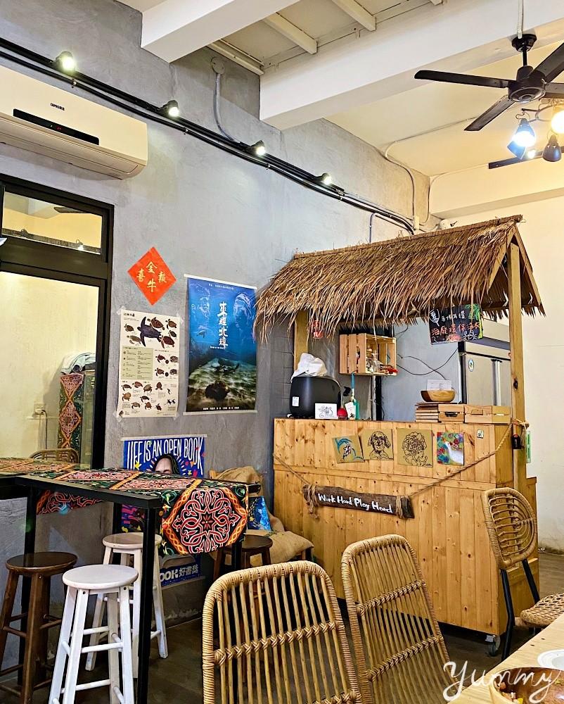 小琉球美食推薦~度假風格小店「賣噪 Stay Around Restaurant」讓你一秒置身東南亞~