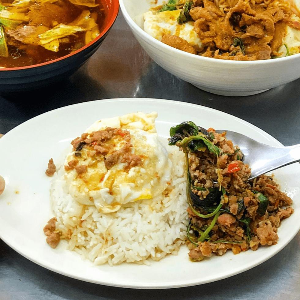 台北美食推薦「Kanokwan老麵攤」巷弄中的隱藏美食,泰國媳婦的家鄉菜!