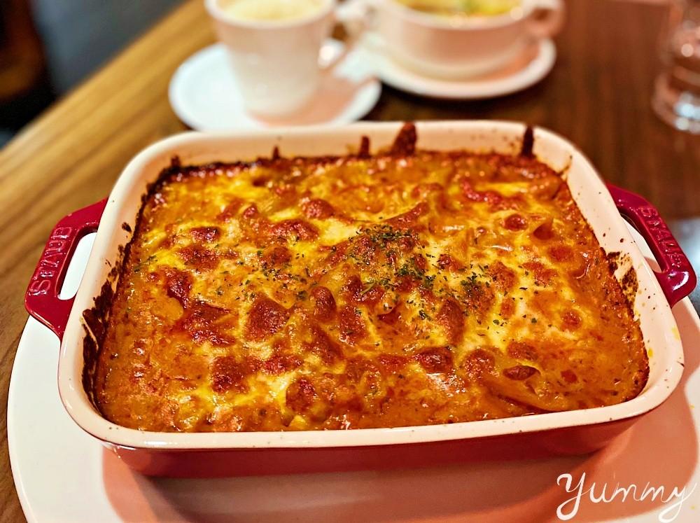 台北大安美食推薦~「Circle Pasta 小圈子」義大利麵店,永康街懷念的好滋味!
