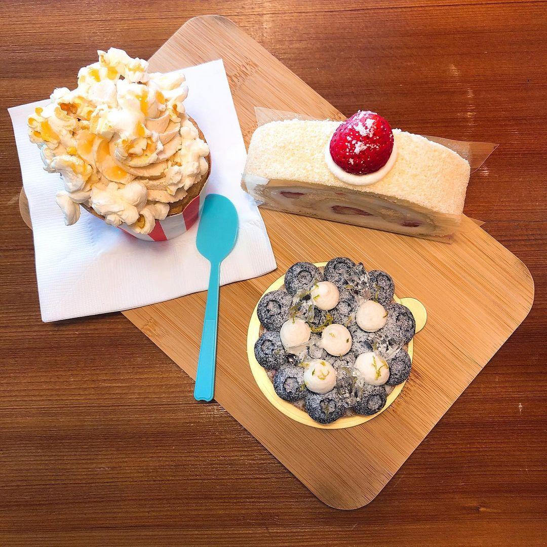 台北松山區麵包甜點店「Le parc des choux 高麗菜公園」美味蛋糕超欠吃,可愛到不行!