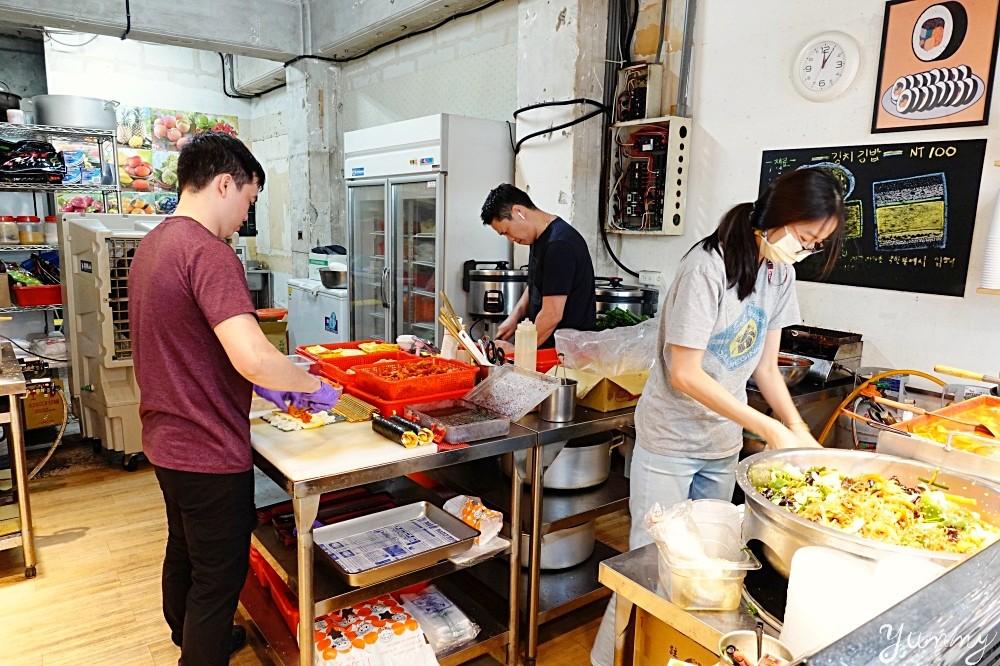 台北車站美食推薦「南陽街無名韓國小吃」辣炒年糕Q辣帶勁,銅板美食超人氣小店!