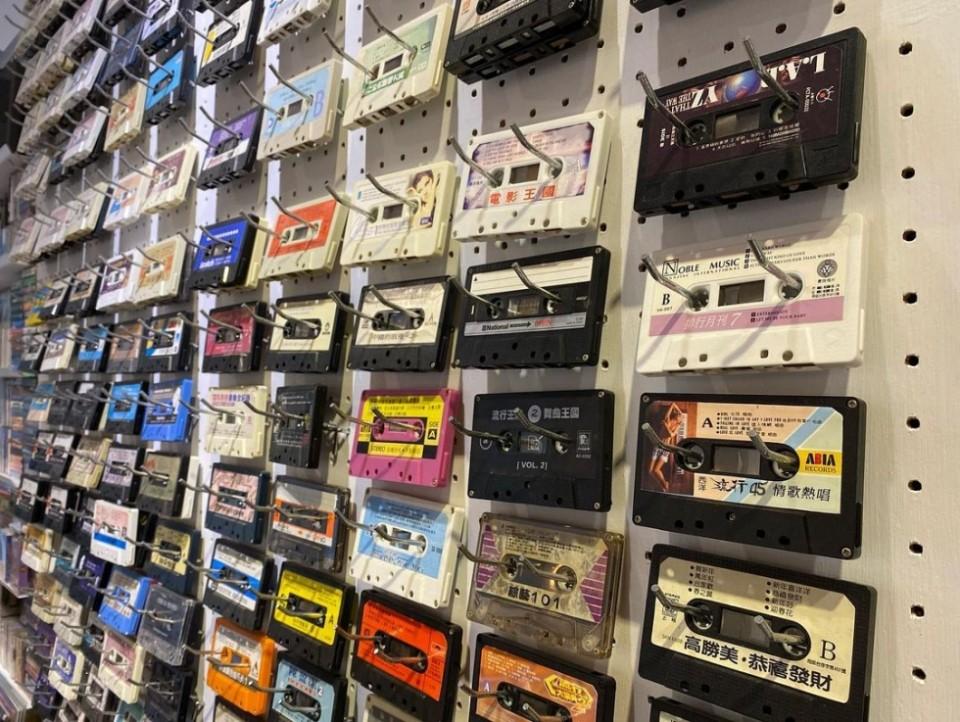 台中必訪「感傷唱片行」讓卡帶和你一起追憶美好的音樂時光~