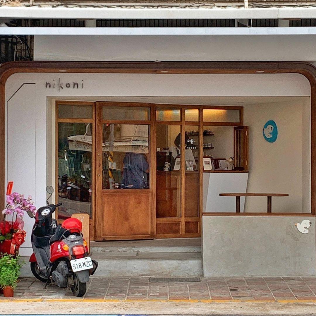 澎湖也有超可愛咖啡店!質感超優的「Nikoni」甜點好吃飲料好喝,超欠吃!