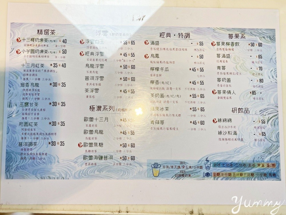 台北飲料店推薦~炎炎夏日來「十三月Tredecimber」喝杯店家獨家特調吧!
