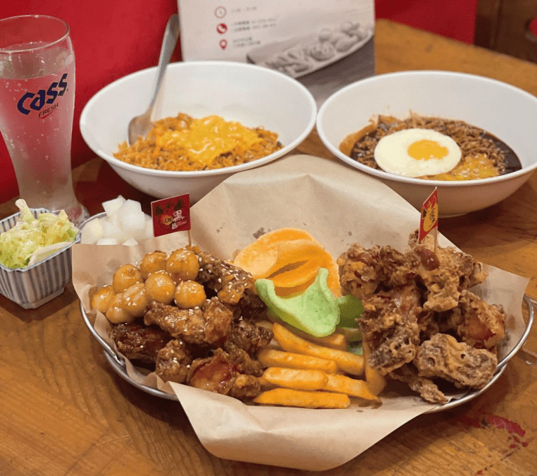 台中美食推薦「朴大哥的韓式炸雞」一中街必吃炸雞!火辣滋味刺激你的味蕾~