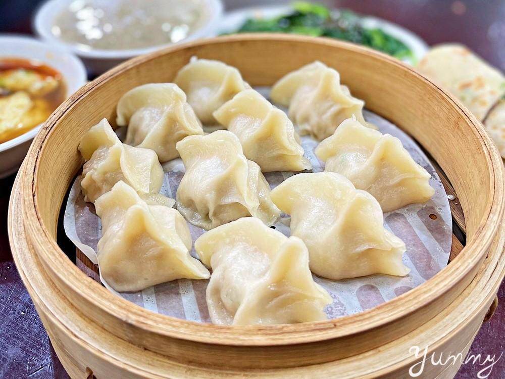 台北東區人氣小吃~「頂好紫琳蒸餃」不排隊吃不到的平價美食!