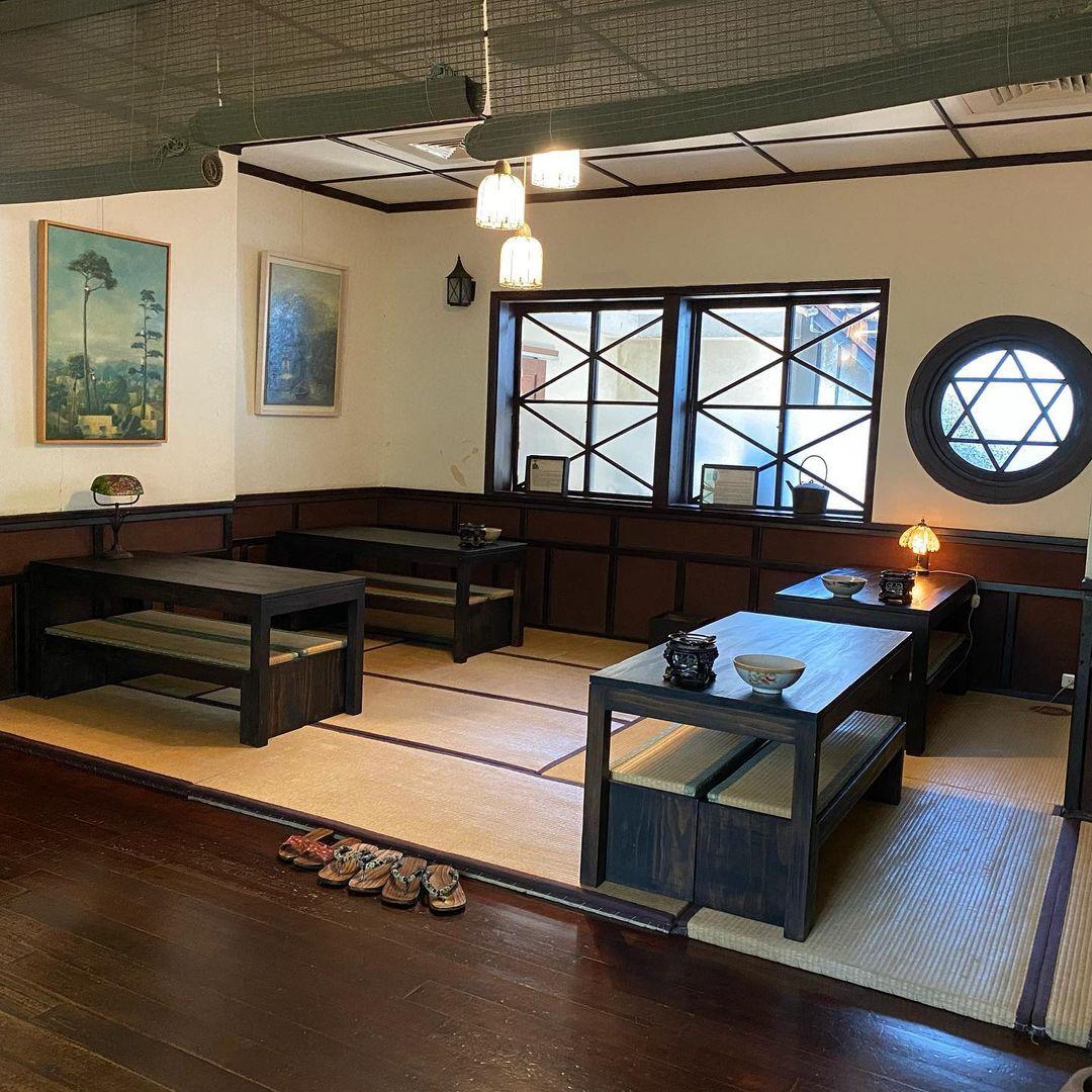 公館最美茶館「紫藤廬」日式老宅古色古香,充滿人文涵養的市定古蹟茶館!