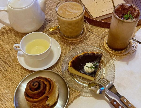 新竹美食推薦「好巷」隱身巷弄裡的網美咖啡店,複合式沙龍超美必去!