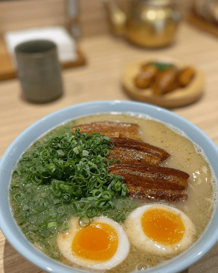 台南拉麵推薦「Nani麺」隱藏在老宅裡的好味道~炙燒香氣十足日式沾麵!