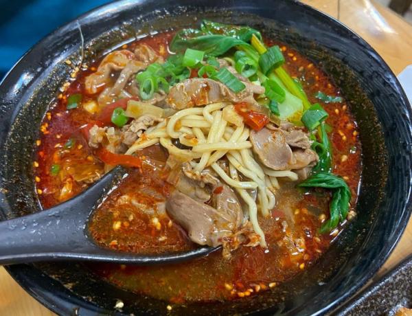 台北汀州路美食「蜀來飽川味坊」麻、辣、香!超道地川味小吃,包你一吃上癮!