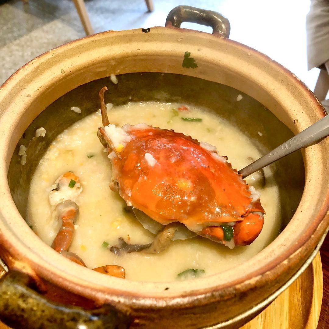 台北美食推薦「十二月」東區必吃砂鍋粥,米粥綿密湯頭甜美,防疫期間限定優惠!