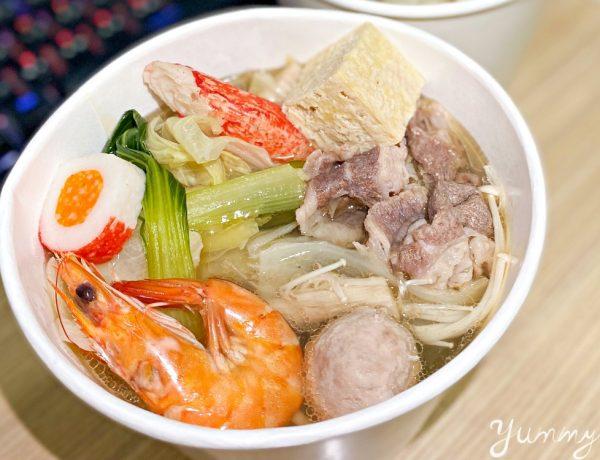 台中美食推薦「築間幸福鍋物」因應疫情推出外帶個人鍋~平價又美味!