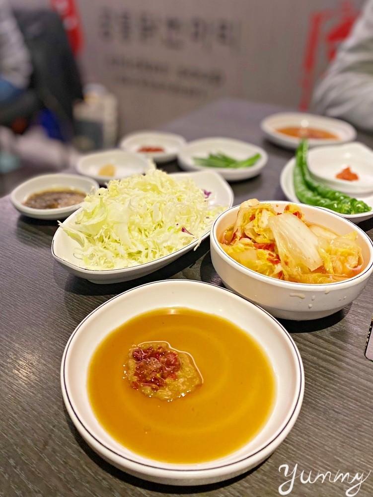 台北東區韓式料理孔陵一隻雞,韓國排隊名店在忠孝復興站就能吃到啦!