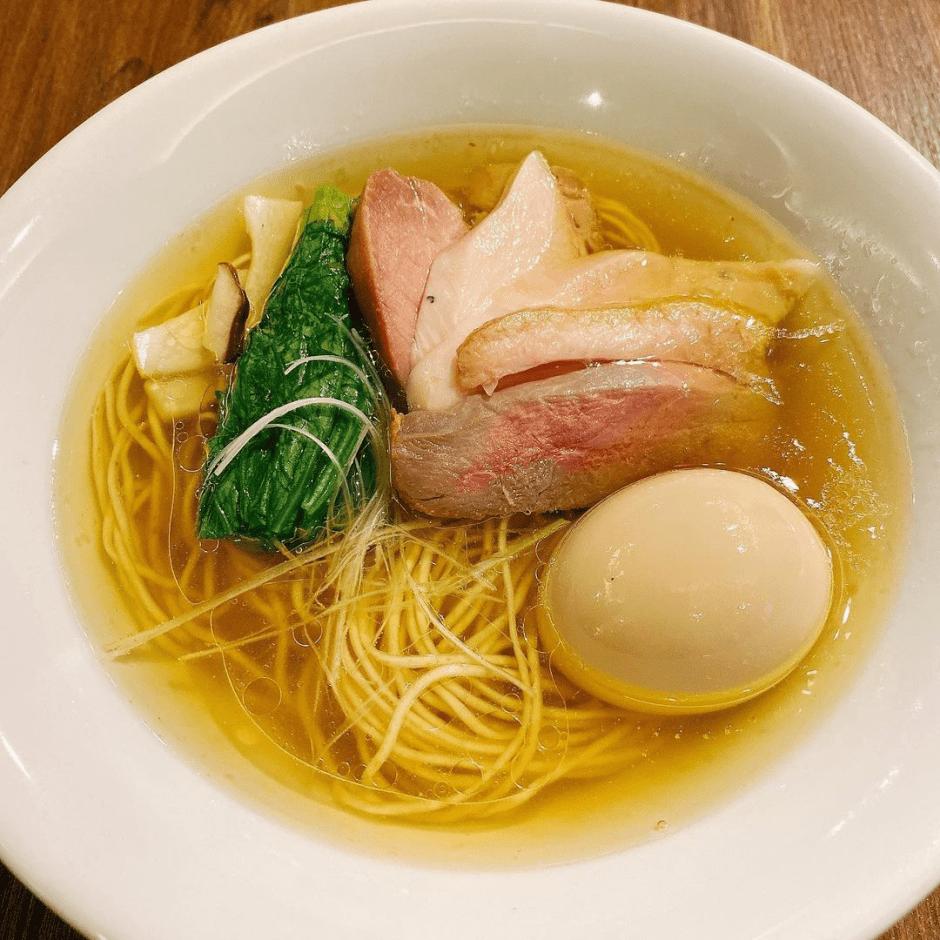 捷運中山站美食|麵屋一燈|道地東京人氣拉麵 原汁原味呈現給你~