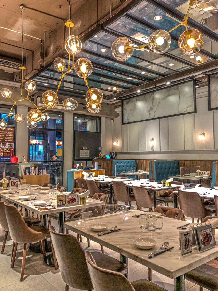 內湖創意台菜「飯Bar」最時髦的中式餐廳,適合家庭聚餐,近捷運西湖站