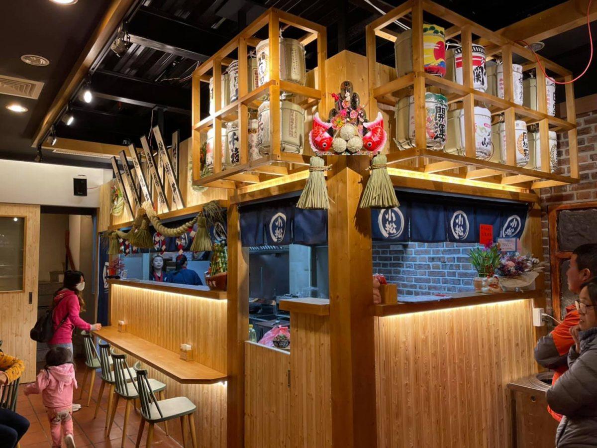 彰化市平價丼飯專賣店「小松丼丼」免費紅茶、味噌湯無限暢飲,臨近建國科大