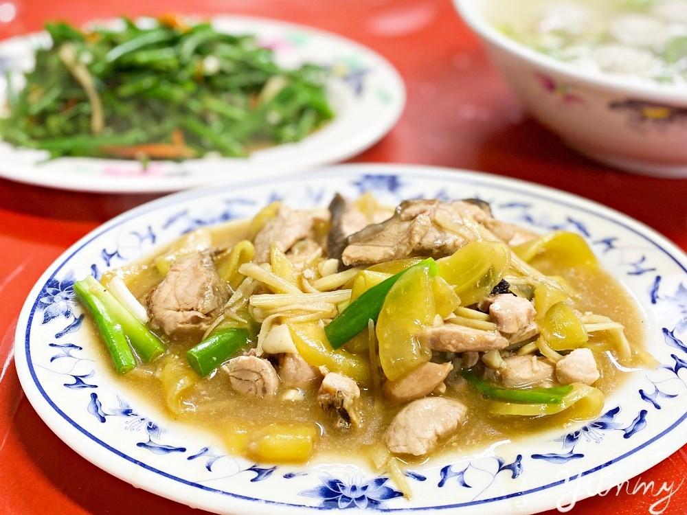 小琉球平價美食「大福羊肉海鮮」在地人推薦必吃,不用200元就能吃到美味桌菜!