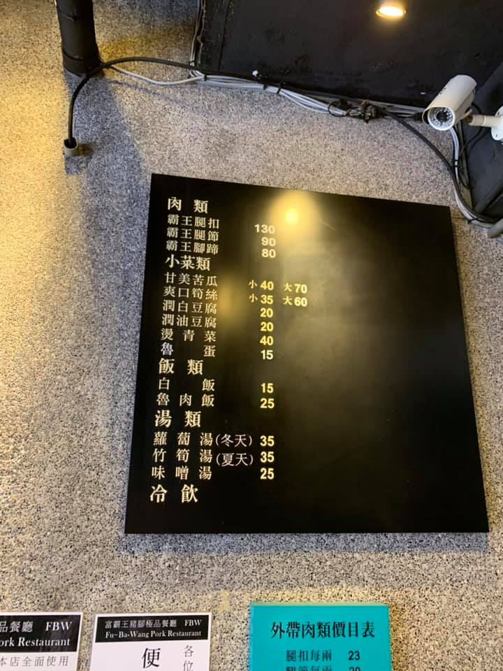 富霸王豬腳 捷運松江南京站排隊美食,台北人氣必吃豬腳便當!
