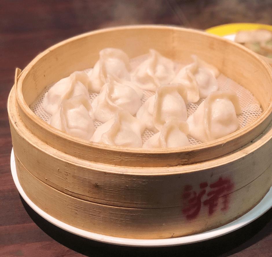 東門美食推薦「東門餃子館」祖傳三代 不一樣的爆漿餃子