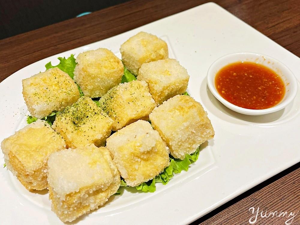 大直美食推薦「涓豆腐」韓式料理,起司控必吃起司瀑布香酥雞!
