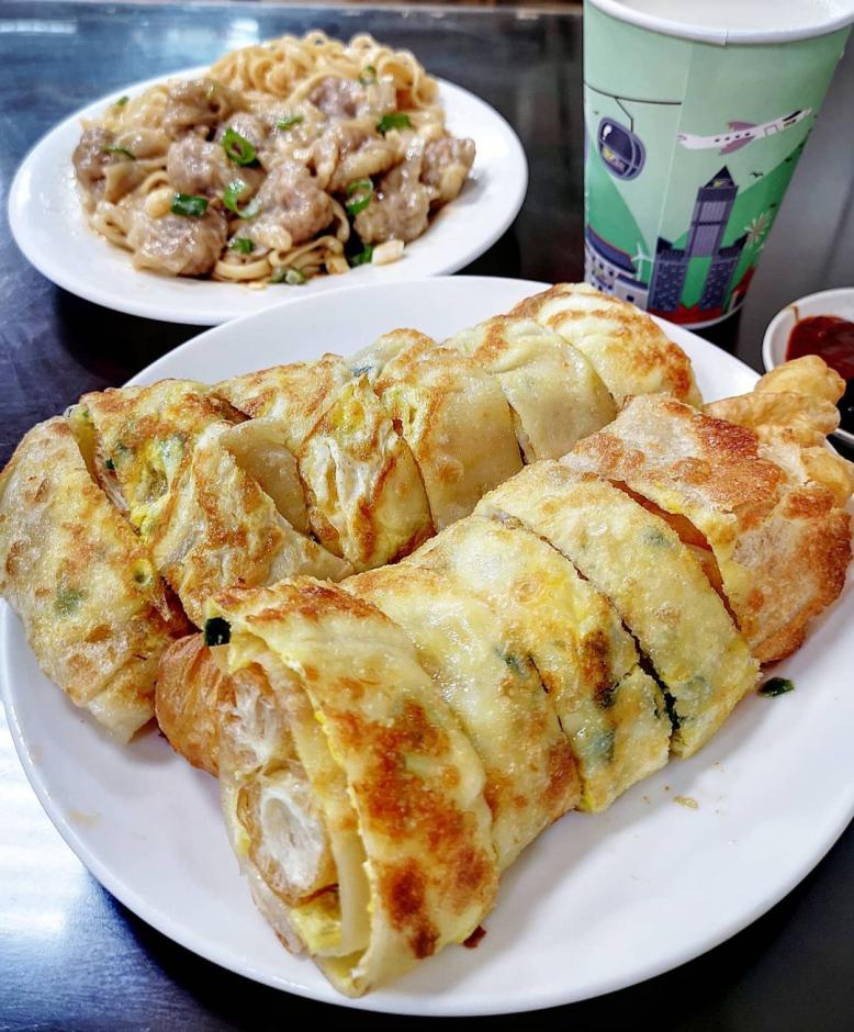 新竹美食「阿婆早餐麵店」CP值超高 銅板價格 必吃在地傳統早餐