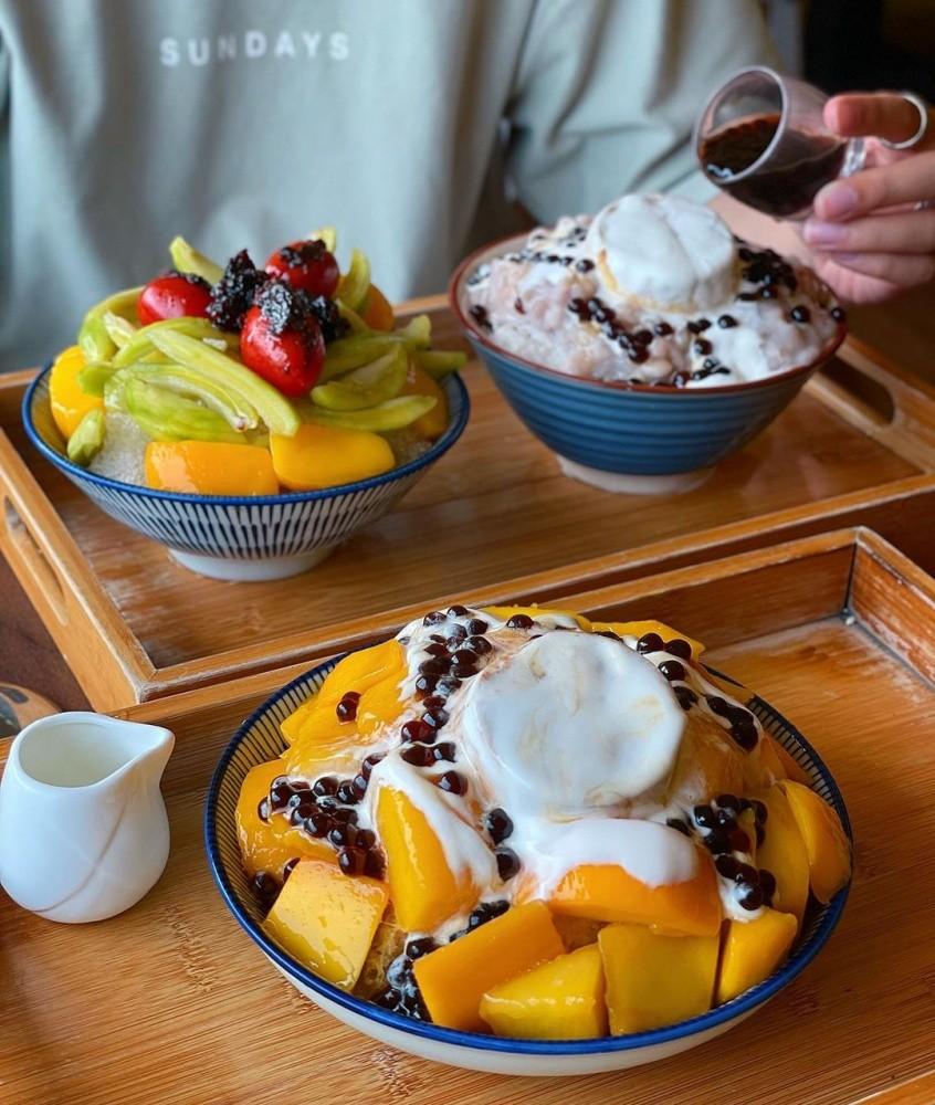 台南美食|南泉冰菓室|安平必吃冰品
