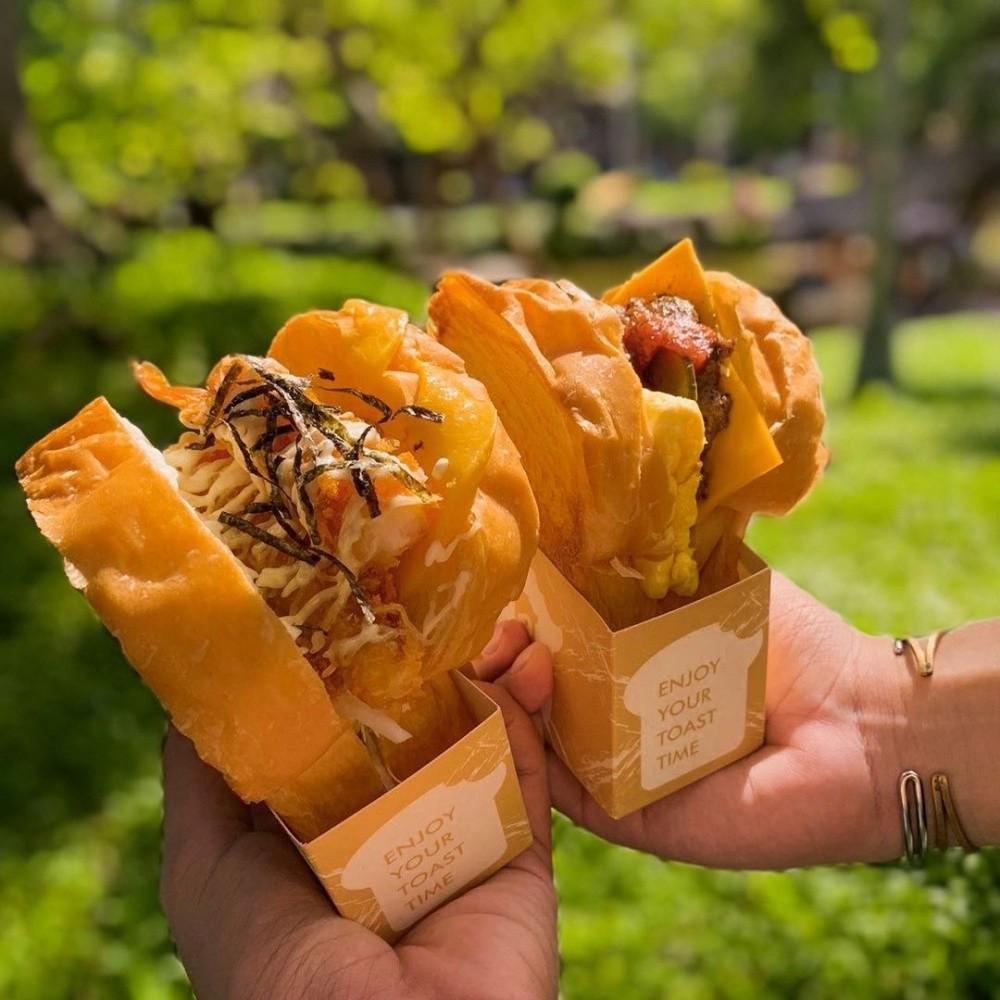 台北美食|OnlyToast偷吃吐司專賣店|顛覆你對於吐司的想像