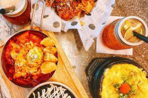 台中西區美食|KATZ 卡司 · 美術園道|7種口味韓式炸雞
