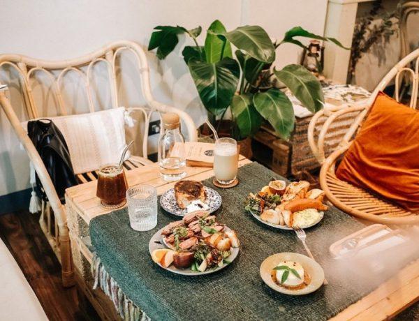 南投美食「遊牧 Nomad day café」文青質感小咖啡店 不容錯過的手作肉桂捲